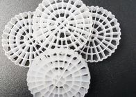 K3 Kaldnes Mbbr Floating Balls BIO Filter Media Hdpe 25*4mm White Color