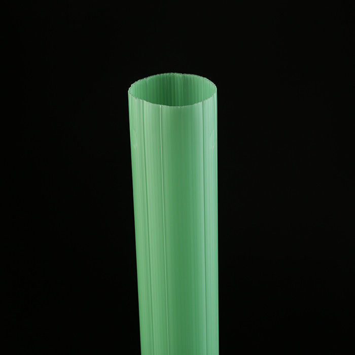 66mm Plant Tree Shelters Green Weather proof PP Plastic Plant Protectors Tree Protectors