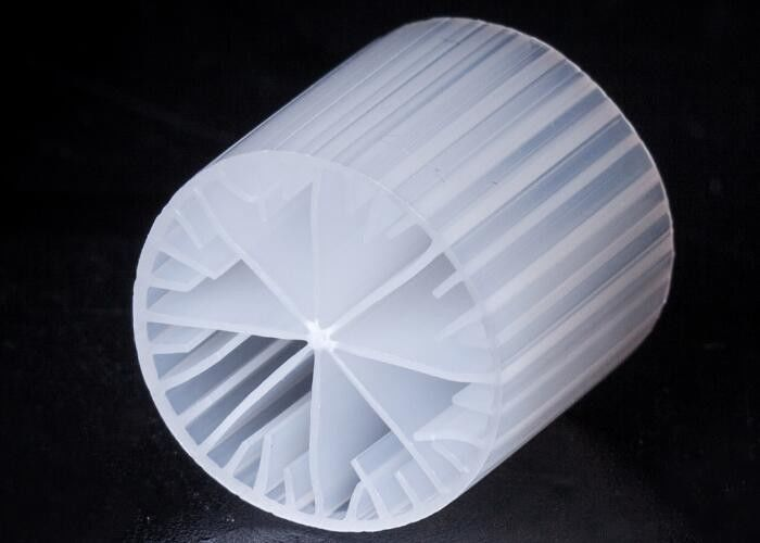 100% Virgin HDPE bio filter media high suface area of these
