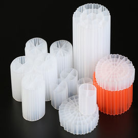 China Long Life 19 Holes K1 Filter Media Virgin HDPE Material Bio Balls For RAS And Wastewater factory