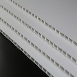 "China White PVC Wall Panels UPVC Ceiling Panels Eco Friendly 0.34"" - 0.4"" Thickness factory"